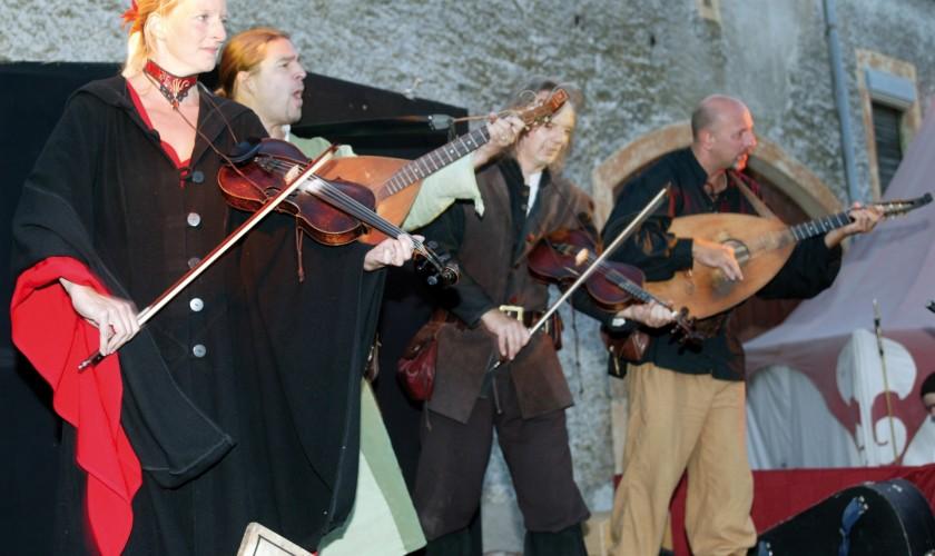 dudelange fete medievale si dudelange