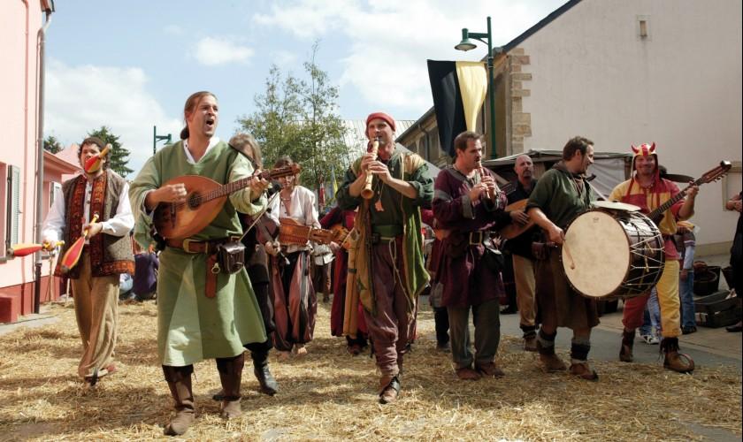 dudelange fete medievale 03 si dudelange