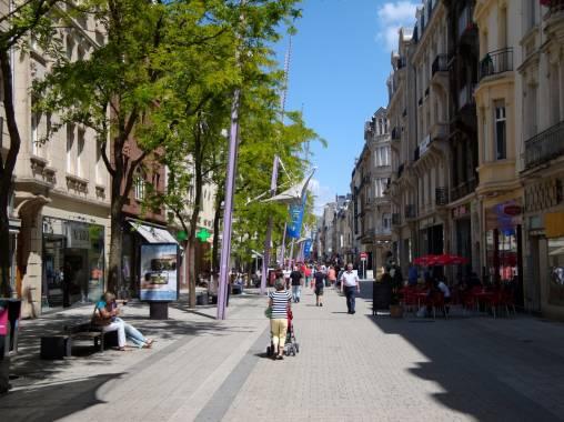 architecture zone pietonne rue de l alzette tommi lappalainen