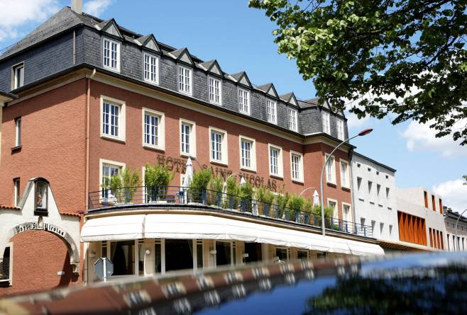 Hotel Saint Nicolas Spa Restaurant Lohengrin Remich Luxembourg