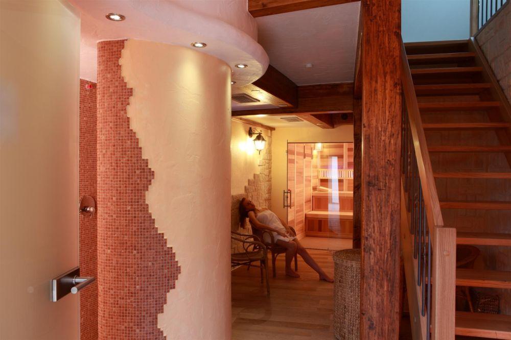 entree sauna landscape 267 custom