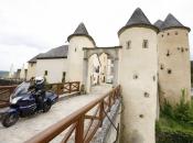 bourglinster castle exterior
