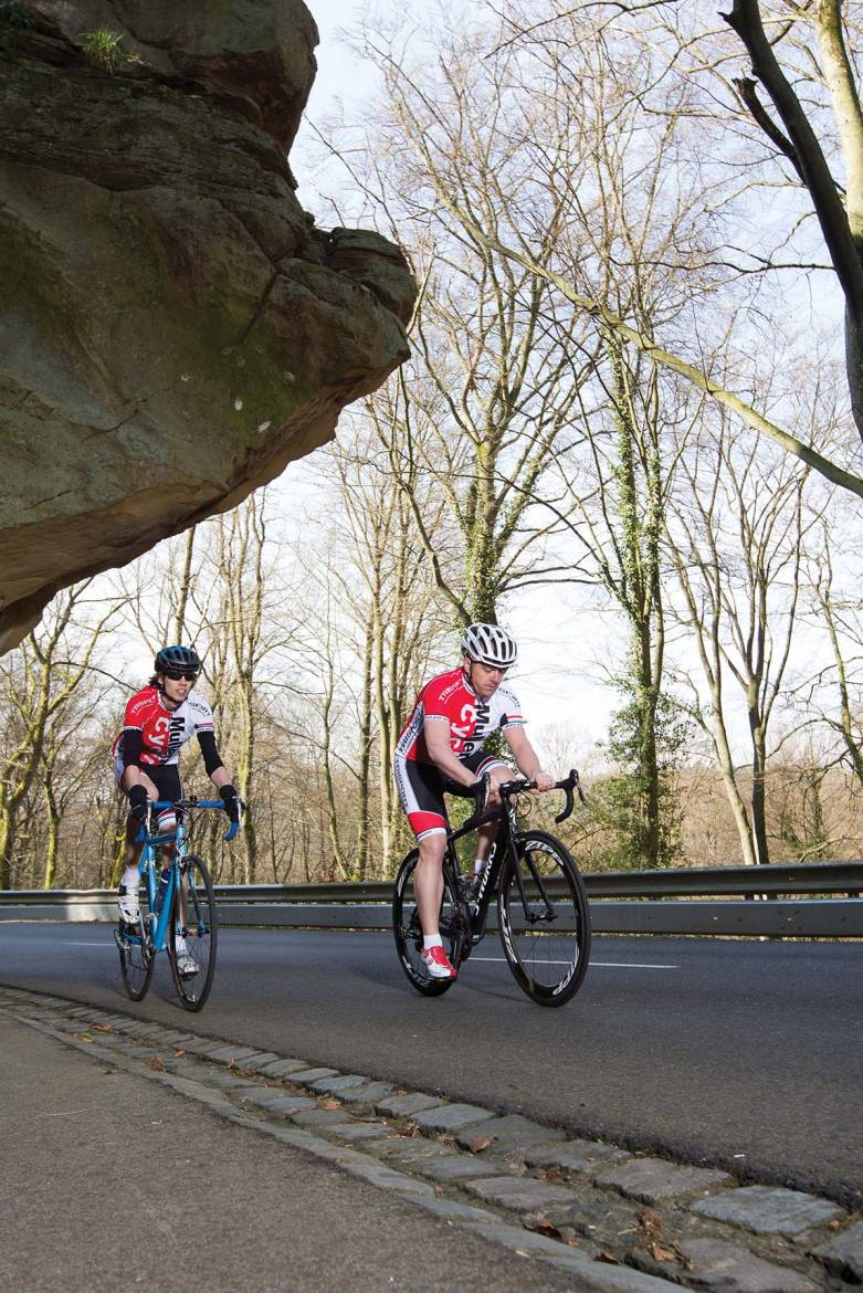 Mullerthal Cycling - Einsteiger Tour   For beginners