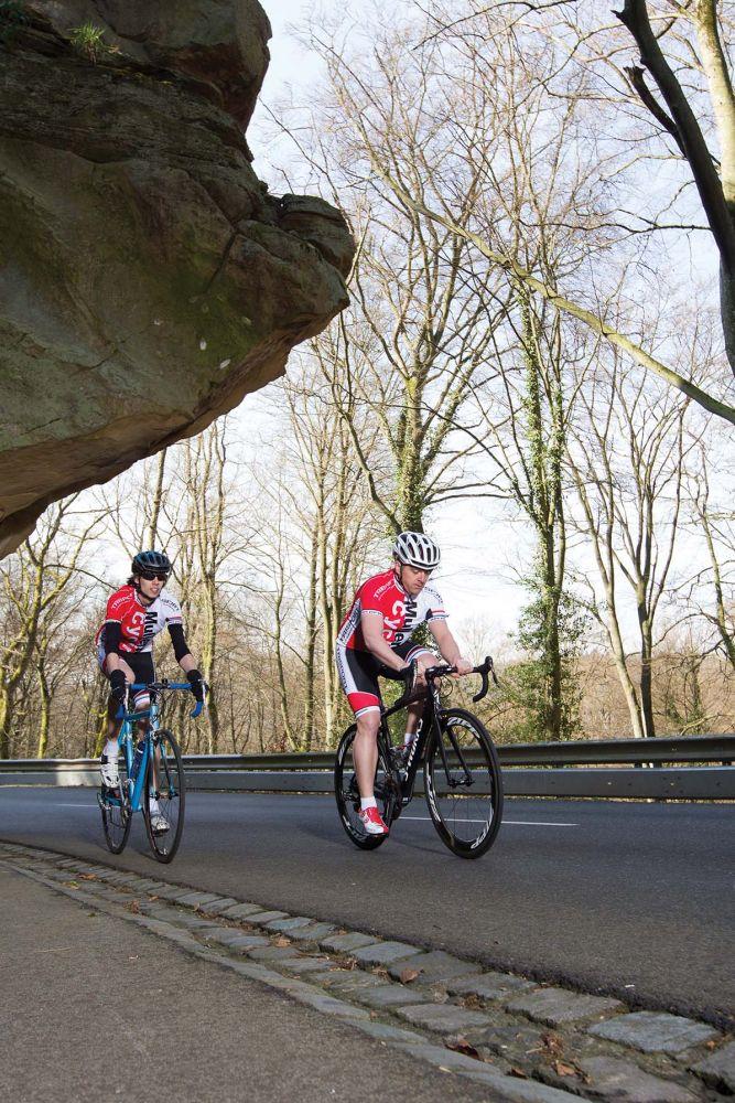 Mullerthal Cycling - Schlösser Tour   The Castle Tour