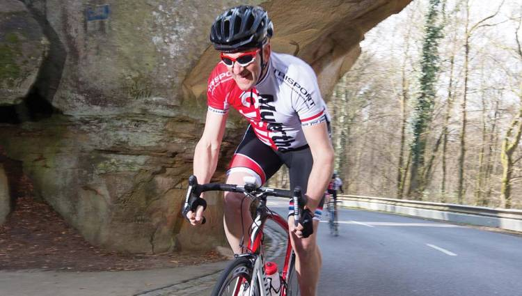 Mullerthal Cycling - Up and Down