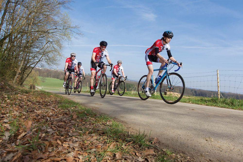 Mullerthal Cycling - Durchs Tal der Schwarzen Ernz