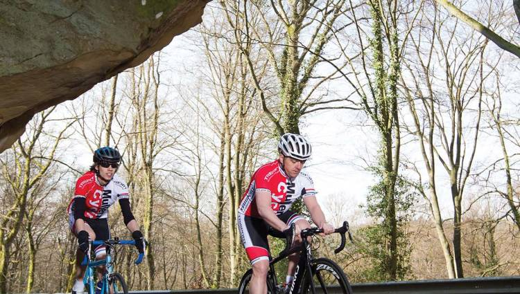 Mullerthal Cycling - Felsen Tour | On-the-rocks!