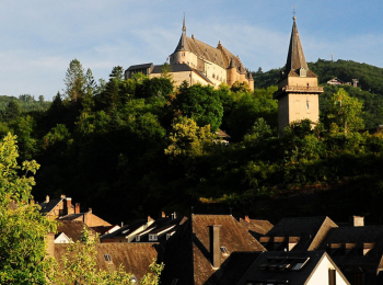 vianden castle tour