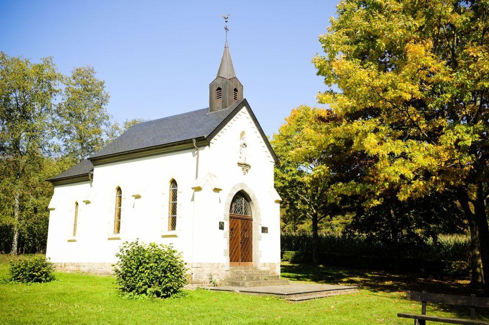 chapel and source of welfare willibrord in helperknapp