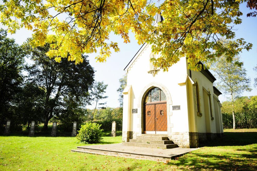 chapel and source of welfare willibrord in helperknapp 01