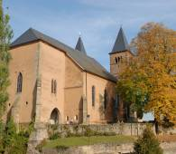saint peter and paul church echternach