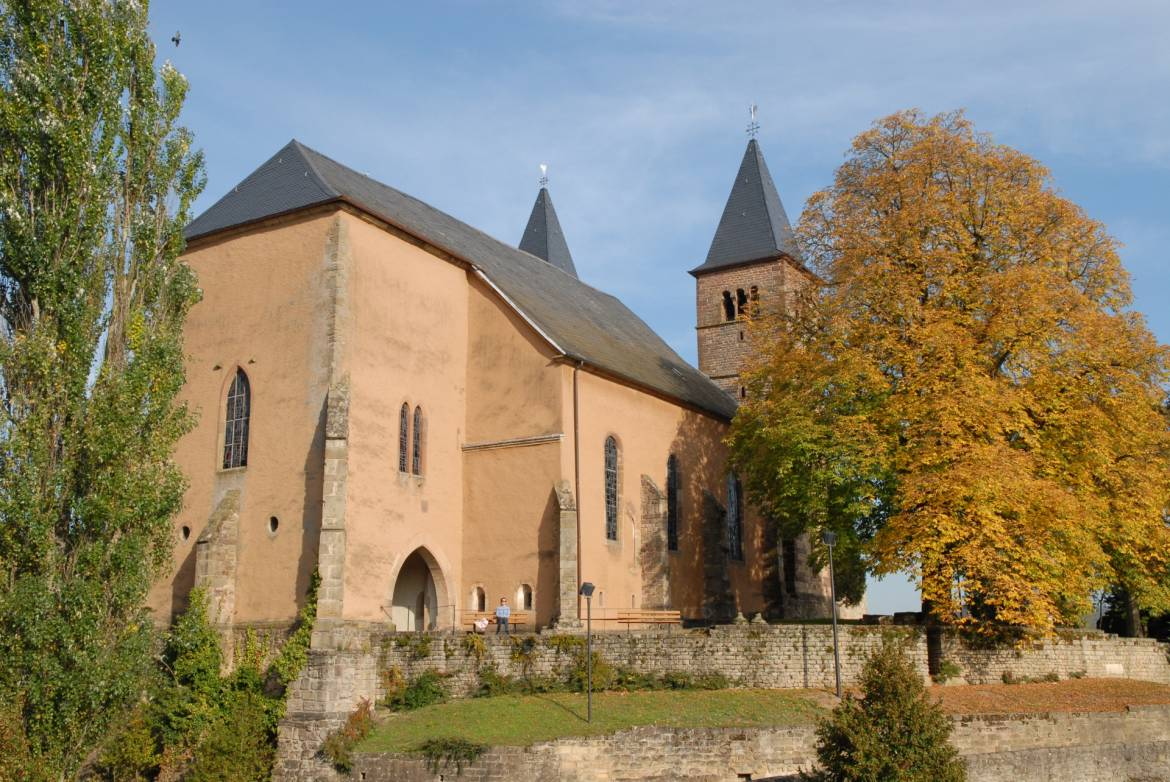 eglise saint pierre et paul echternach