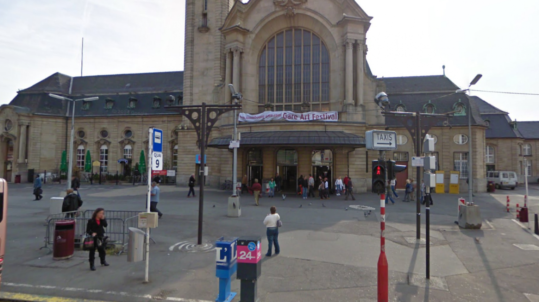 Parking Centre Ville Bruxelle