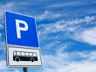parking bus shutterstock