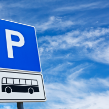parking bus shutterstock