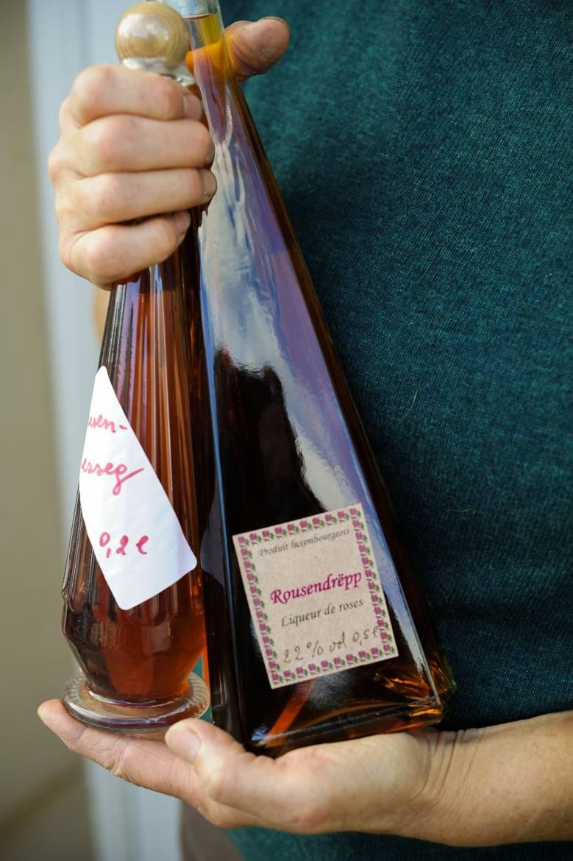 claudine kunnert ehlinger greisch rose liqueur