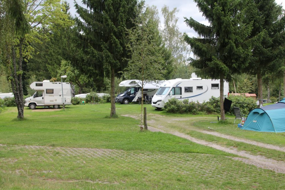 camping car spaces camping auf kengert