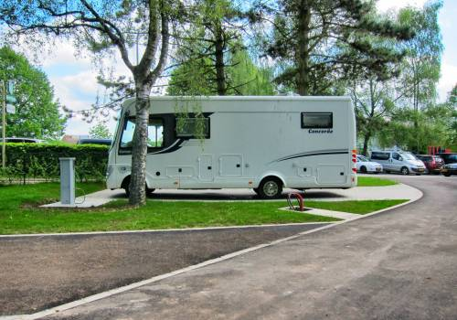 camping car spaces martbusch