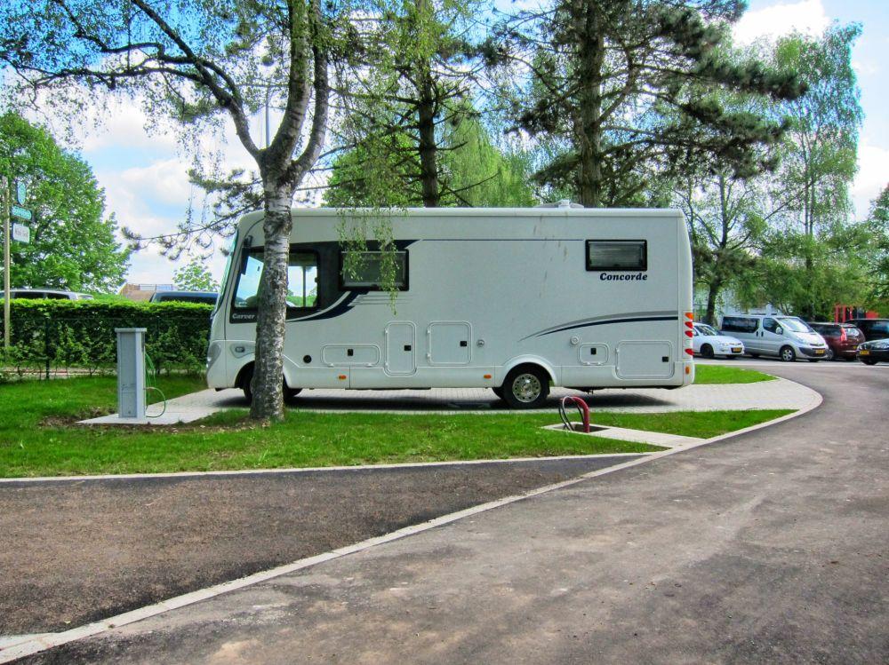 camping car spaces martbusch