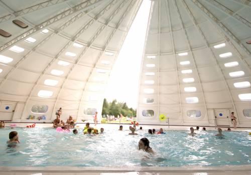 indoor swimming pool larochette