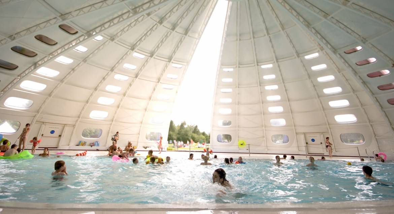 piscine couverte larochette
