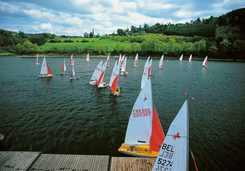windsurfing sailing lultzhausen