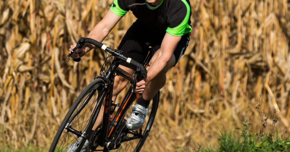 guided racing cycle tour