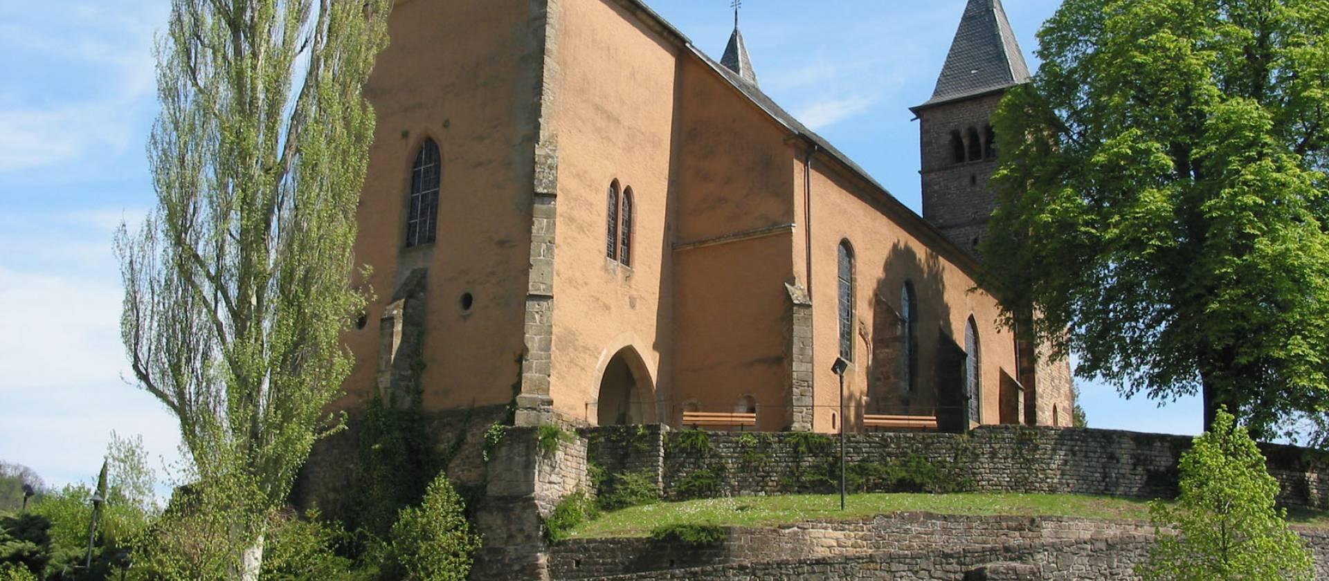 st. peter und paul kirche echternach