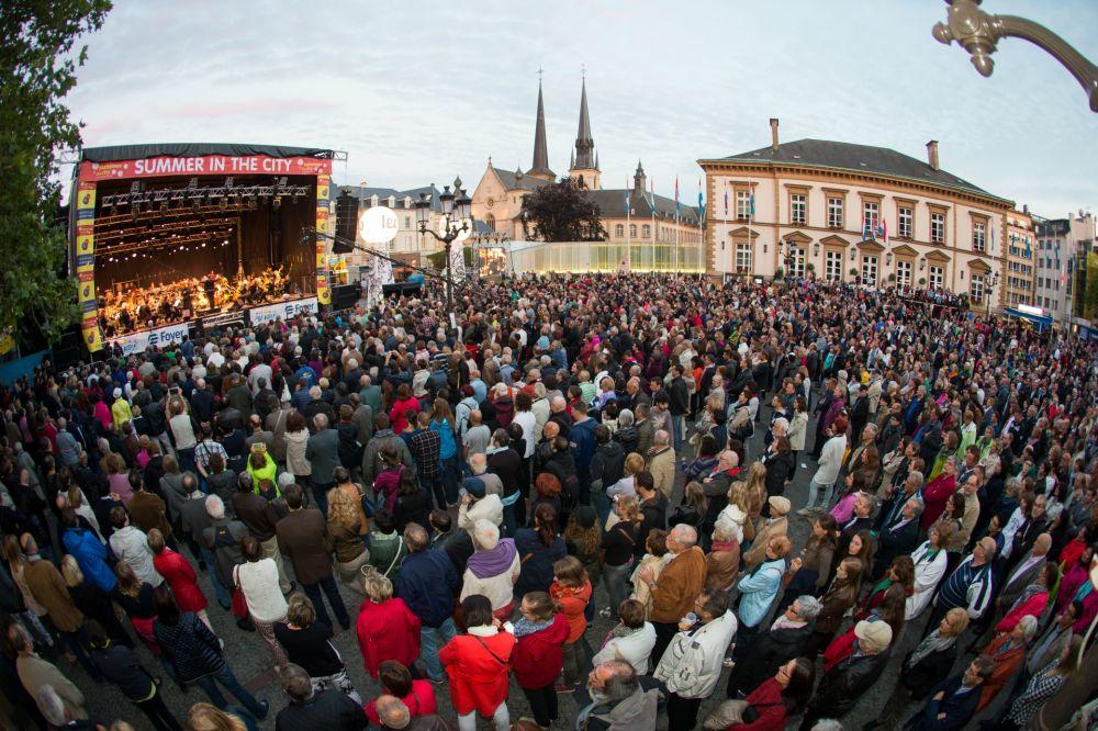 Fête de la Musique Luxembourg