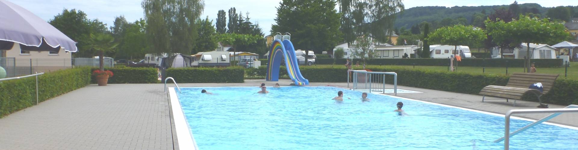 piscine plein air rosport
