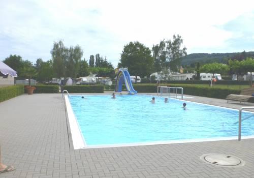 piscine plein air rosport