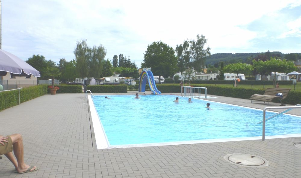 Freibad rosport visit luxembourg for Swimming pool luxembourg kirchberg