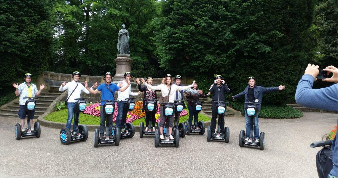 luxembourg city segway