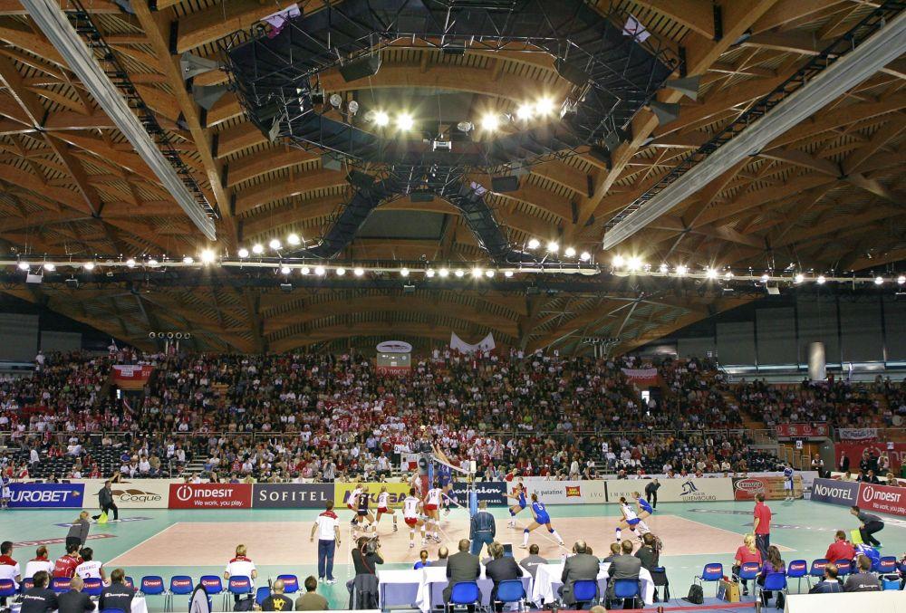 la coque finals volleyball european championship 30.09.2007 9883