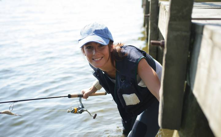 fishing on the vianden reservoir 02