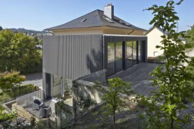 13 junglinster maison unifamiliale zentrum ii for Cdc luxembourg