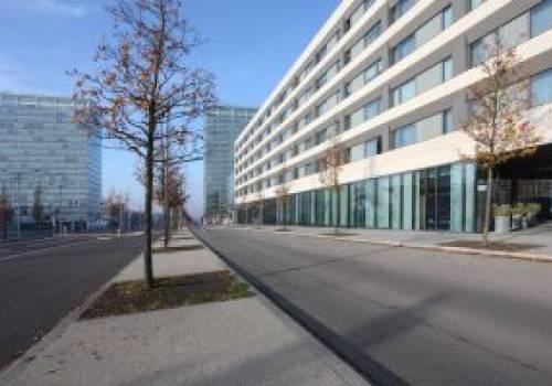 17 luxembourg hotel suite novotel et bureaux luxembourg IV