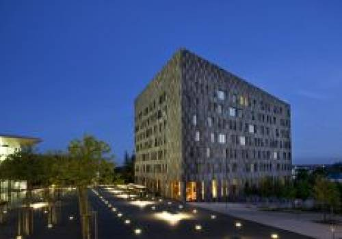 21 luxembourg hotel melia luxembourg IV