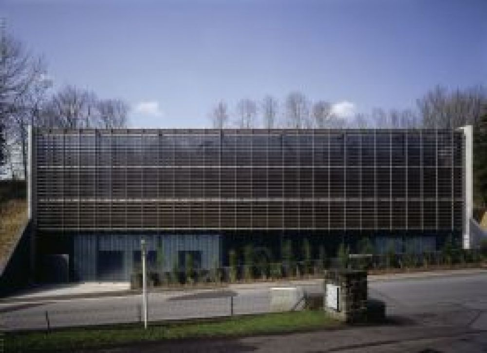 22 luxembourg centrale frigorifique luxembourg IV