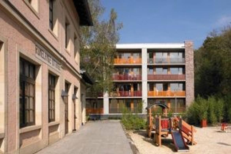 17 rumelange logements et foyer du quartier de la fenderie minett III