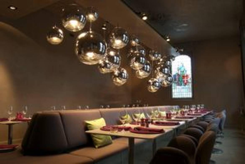 45 - Luxembourg - Transformation Et Am U00e9nagement Int U00e9rieur Du Restaurant Um Plateau