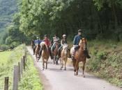 randonnee a cheval 02  winzer & brenner rundtour 24 km