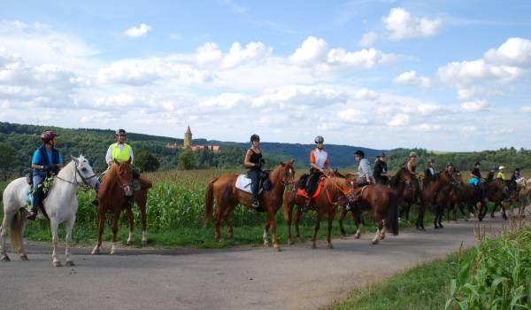randonnee a cheval 07 miselerland tour 21 km
