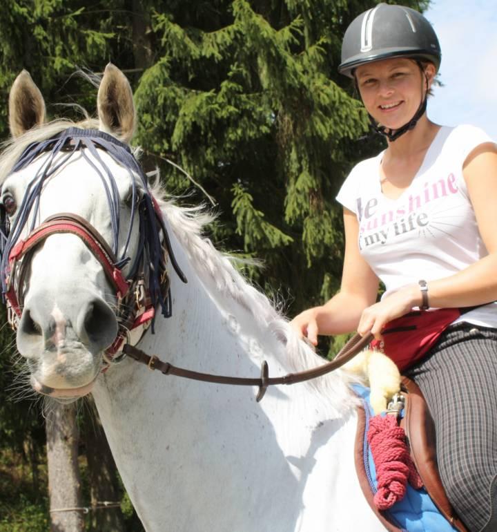 horseride tour 13 mamer rundtour 19 km