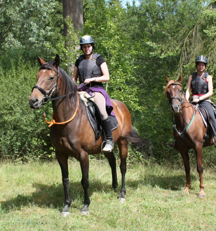 randonnee a cheval 14 mullerthal rundtour 36 km