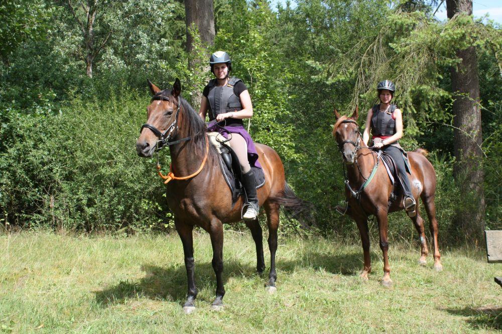 paardrijden tour 14 mullerthal rundtour 36 km