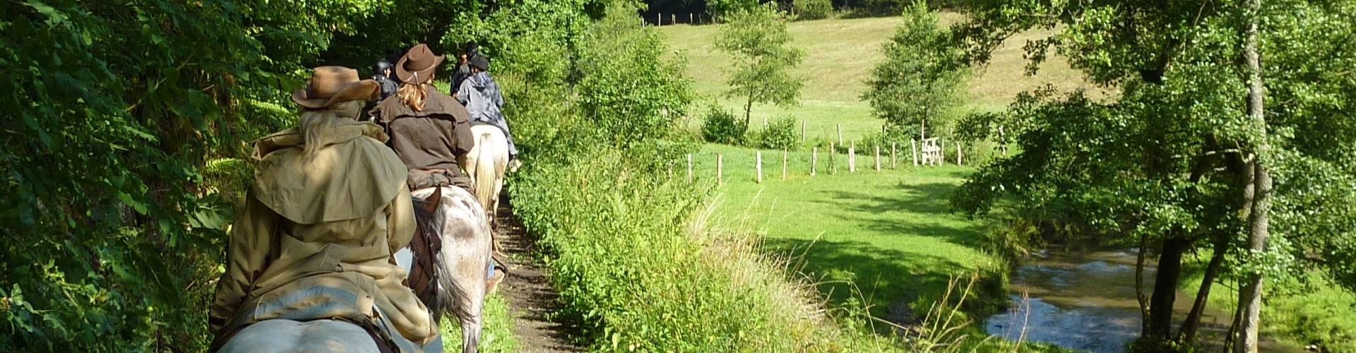 reittour 16 vom mullerthal in den luxemburger westen 8 km