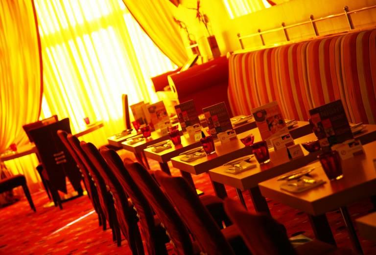 Restaurant le casino 24kt gold casino