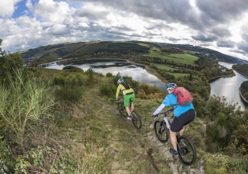 MTB trail Bavigne - Boulaide