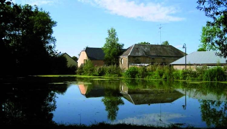 Beckerich moulin © Asbl d'Millen / Lft
